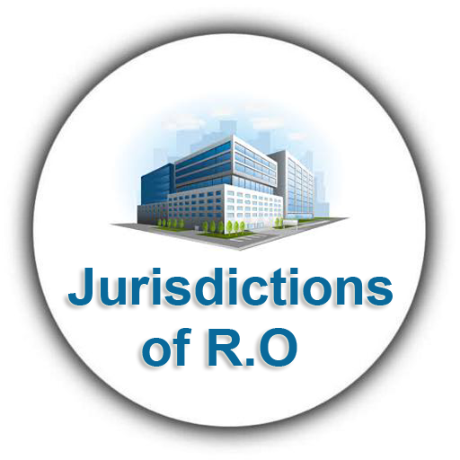 Jurisdiction of R.O