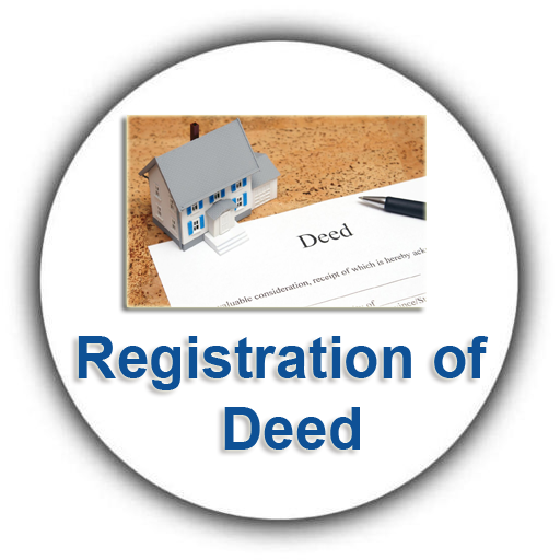 Registration of Deed