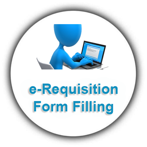 E-Requisition Form Filling